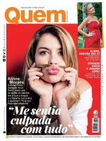 Quem Magazine [Brazil] (14 April 2017)
