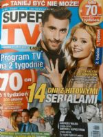 Super TV Magazine [Poland] (21 October 2016)