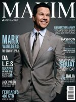 Maxim Magazine [South Africa] (July 2015)