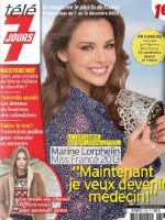 Télé 7 Jours Magazine [France] (7 December 2013)