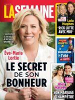 LA Semaine Magazine [Canada] (5 July 2019)