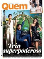 Quem Magazine [Brazil] (26 May 2017)