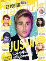 Hey Girl Magazine [Turkey] (November 2016)