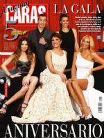 Caras Magazine [Uruguay] (11 September 2012)