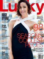Lucky Magazine [United States] (November 2014)