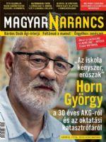 Magyar Narancs Magazine [Hungary] (13 September 2018)