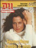 DN Magazine Diário de Notícias Magazine [Portugal] (20 November 1988)