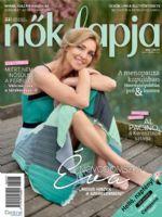 Nõk Lapja Magazine [Hungary] (6 June 2018)