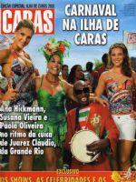 Ilha De Caras Magazine [Brazil] (12 February 2010)