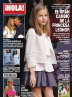 Hola! Magazine [Spain] (15 April 2015)