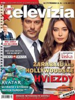 Eurotelevízia Magazine [Slovakia] (28 October 2017)