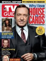 TV Guide Magazine [United States] (2 March 2015)