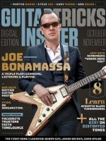 Guitar Tricks Insider Magazine [United States] (November 2016)