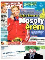 Nemzeti Sport Magazine [Hungary] (9 August 2016)