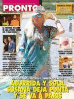 Pronto Magazine [Argentina] (21 January 2015)