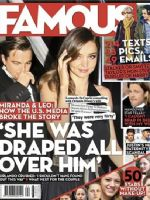 Famous Magazine [Australia] (16 December 2012)