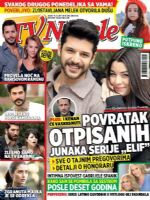 TV Novele Magazine [Serbia] (16 October 2017)