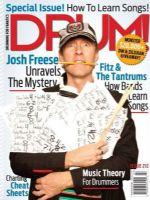 Drum! Magazine [United States] (February 2014)