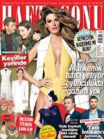 Haftasonu Magazine [Turkey] (30 March 2016)