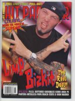 Hit Parader Magazine [United States] (November 2000)