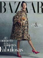 Harper's Bazaar Magazine [Spain] (January 2018)