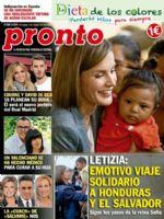 Pronto Magazine [Spain] (5 June 2015)