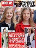 Hola! Magazine [Spain] (26 April 2017)