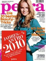 Petra Magazine [Germany] (January 2010)