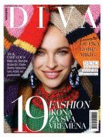 Diva Magazine [Croatia] (January 2019)