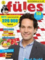 Fules Magazine [Hungary] (16 April 2019)