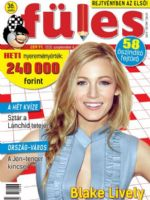 Fules Magazine [Hungary] (4 September 2018)