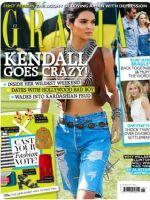 Grazia Magazine [United Kingdom] (27 April 2015)