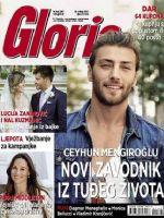 Gloria Magazine [Croatia] (18 May 2017)