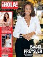 Hola! Magazine [Peru] (4 November 2015)