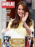 Hola! Magazine [Ecuador] (20 May 2015)