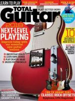 Total Guitar Magazine [United Kingdom] (February 2018)