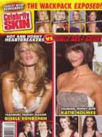 Celebrity Skin Magazine [United States] (October 2008)
