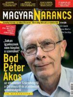 Magyar Narancs Magazine [Hungary] (11 October 2018)