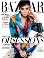 Harper's Bazaar Magazine [Singapore] (April 2016)