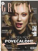 Grazia Magazine [Croatia] (November 2015)