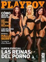 Playboy Magazine [Spain] (March 2002)
