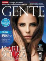 Gente Magazine [Mexico] (August 2013)