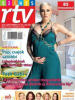 Szines Rtv Magazine [Hungary] (16 September 2019)