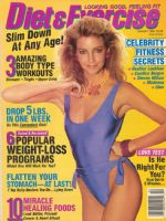 Diet & Exercise Magazine [United States] (June 1990)