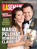 LA Semaine Magazine [Canada] (10 October 2014)