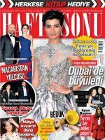 Haftasonu Magazine [Turkey] (16 December 2015)