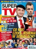 Super TV Magazine [Poland] (29 June 2018)