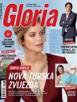 Gloria Magazine [Croatia] (14 June 2018)