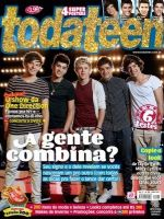 Toda Teen Magazine [Brazil] (July 2013)