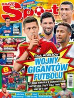 BRAVO sport Magazine [Poland] (October 2018)